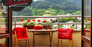 Mountain Boutique Hotel***
