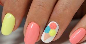 Diana's nails