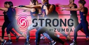 4 посещения на Strong by zumba с Pressy G
