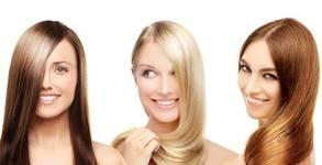 Арганова терапия на коса или боядисване с боя Matrix