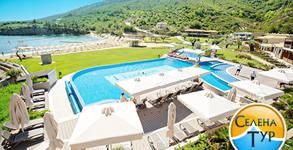Екскурзия до Тасос! 2 нощувки със закуски и вечери в Thassos Grand Resort*****, транспорт и посещение на Кавала и Филипи