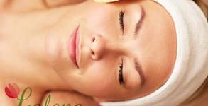 Хиалуронова терапия - масаж на лице, шия и деколте с кислороден гел, ампула, кислородна мезотерапия и маска