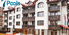 Комплекс 7 Pools Spa Apartments