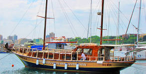Яхта Кибела