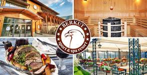 Хотел Беркут****