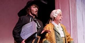 """Операта """"Севилският бръснар"""" от Джакомо Росини - на 16 Май"""