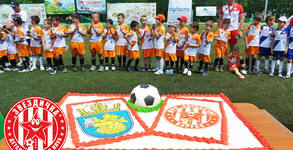 Детски футболен клуб Звездичка