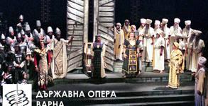 """Операта """"Набуко"""" от Джузепе Верди на 12 Март"""