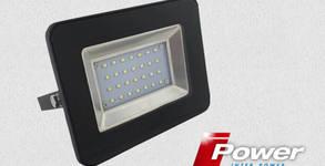 LED прожектор V-TAC за външен монтаж - 10W, 20W или 50W