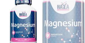 Магнезиев цитрат 200mg, 200 таблетки