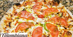 Вкусна и хрупкава пица по избор