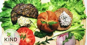 Купи и подкрепи: Kind Restaurants