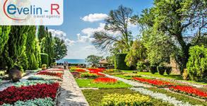 Еднодневна екскурзия до Розариума на кралица Мария в двореца в Балчик и крепостта в Бяла на 21 Април
