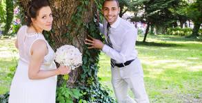 Професионално фотозаснемане на сватба