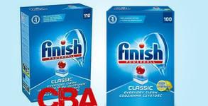 100 броя таблетки за съдомиялна Finish Classic