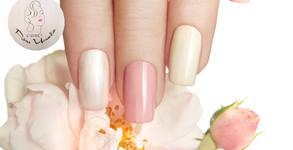 Маникюр с гел лак с OPI или ProNails, плюс декорации на всички нокти