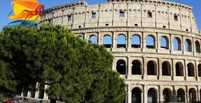 До Рим през Май! 3 нощувки със закуски, самолетен билет, туристическа обиколка и възможност за Флоренция