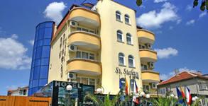 Хотел Свети Стефан