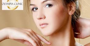 Иглена мезотерапия за лице с Ideanol Lift - за видим лифтинг ефект