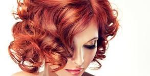 Кератинова терапия за коса по нова технология с продукти на Elgon и ламиниране - без или със подстригване