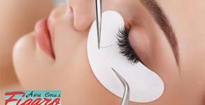 Поставяне на мигли по метода косъм по косъм, 3D или от 6D до 10D