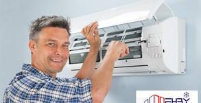 Диагностика на климатик или климатична система - за комфорт у дома или в офиса