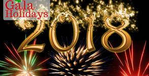 Нова година в центъра на Пирот! 2 нощувки със закуски и празнични вечери в Хотел Ana Lux Spa****