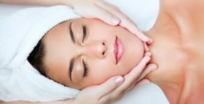 Почистване на лице с водно дермабразио, плюс RF лифтинг и криотерапия