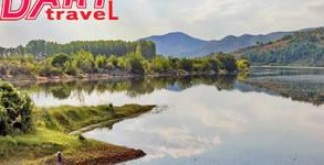 Магията на Северна Гърция! Екскурзия до Драма, Алистрати, Серес и езерото Керкини с нощувка, закуска и транспорт