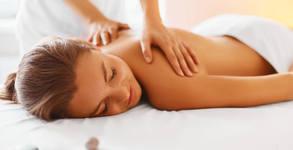 Масаж по избор - частичен, без или със детокс, или терапевтичен Ан Мо на цяло тяло