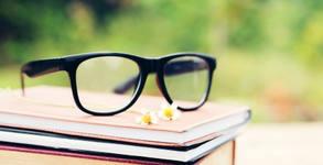 Диоптрични очила с олекотени стъкла по избор - с антирефлексно покритие или син филтър за работа с дигитален дисплей