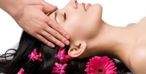 Шведски масаж на гръб или цяло тяло, плюс маска на лице и тяло със 24К злато и лосион за дълбоко хидратиране