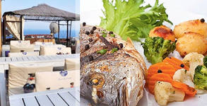 Основно ястие и салата, по избор - в Свети Влас