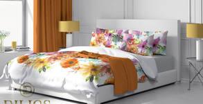 Спален комплект от 100% памук ранфорс, в размер по избор