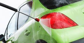 Комплексно или VIP измиване на лек автомобил или външно измиване на под, подкалници и трансмисия