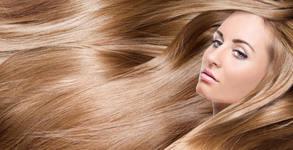Терапия увредена за коса, плюс прическа със сешоар - без или със подстригване