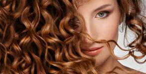 Дълбоко възстановяваща кератинова терапия за коса с инфраред UV преса и оформяне - без или със подстригване