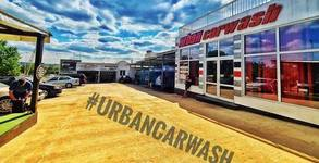 Urban car wash