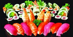 Sushi Zone Bg