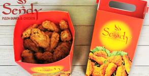 Sendy Pizza Duner & Chicken