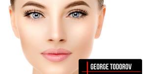 Почистване на лице с микродермабразио, кислородна мезотерапия, RF биолифтинг, масаж и криотерапия с ампула