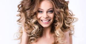Красива коса! Полиране, измиване и оформяне, прическа или подхранваща терапия