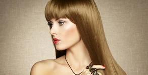 Красива коса! Ламиниране с инфраред преса или интензивна терапия с ампула със стволови клетки от арганово дърво