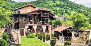 Семеен хотел Къщата