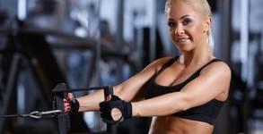 3 фитнес тренировки с персонален инструктор Алекс Киров