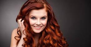 Подхранваща и възстановяваща терапия за коса, плюс оформяне