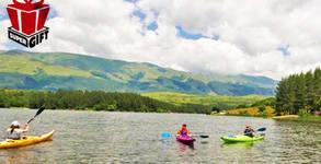 Каяк приключение Discover Kayaking - в дестинация по избор