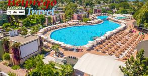 Морска почивка в Анталия през 2020г! 7 нощувки на база Ultra All Inclusive в хотел Von Resort Golden Beach***** в Сиде