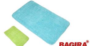 Постелка за баня Super soft от 100% памук - в цвят по избор