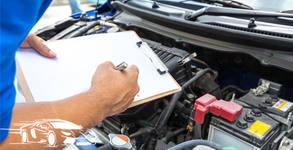 Тест за изгорели газове в охладителна система на автомобила
